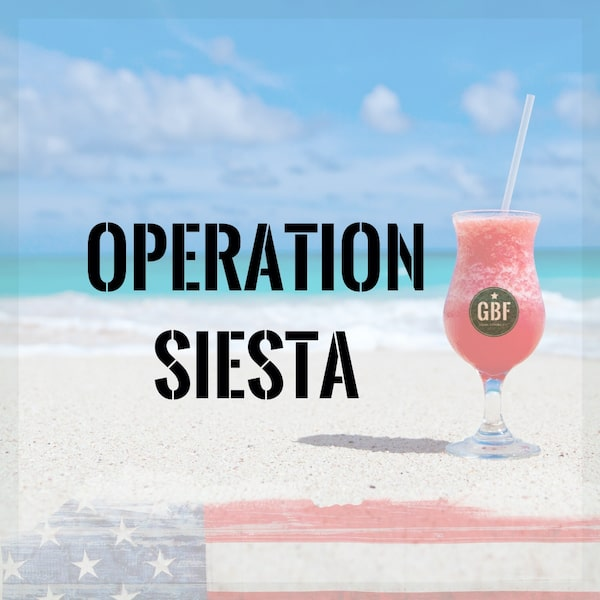 operation siesta